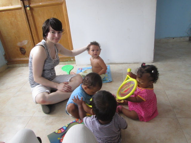 Volunteer In Colombia 04