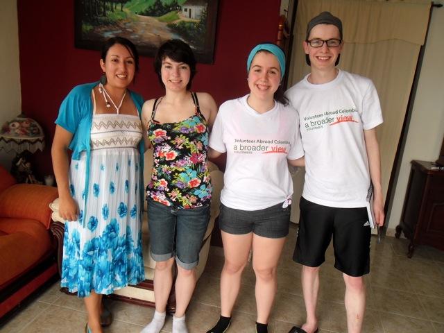 Volunteer In Colombia 19