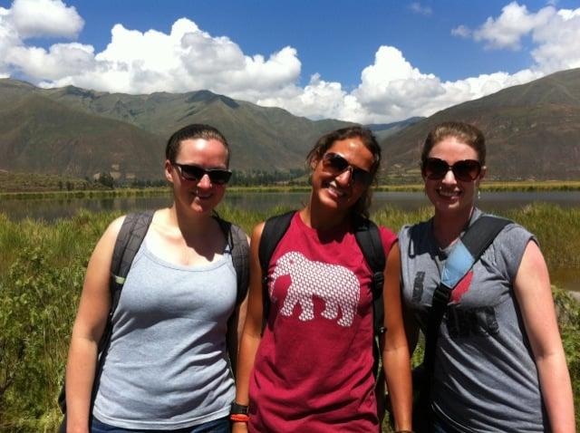 Vonna Volunteer Cusco Peru 02