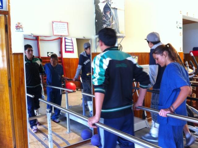 Vonna Volunteer Cusco Peru 05