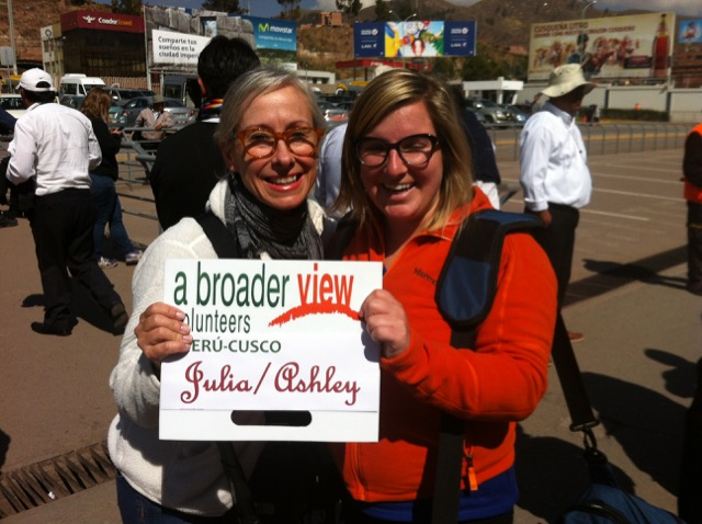 Feedback Ashley Staton Volunteer in Cusco, Peru