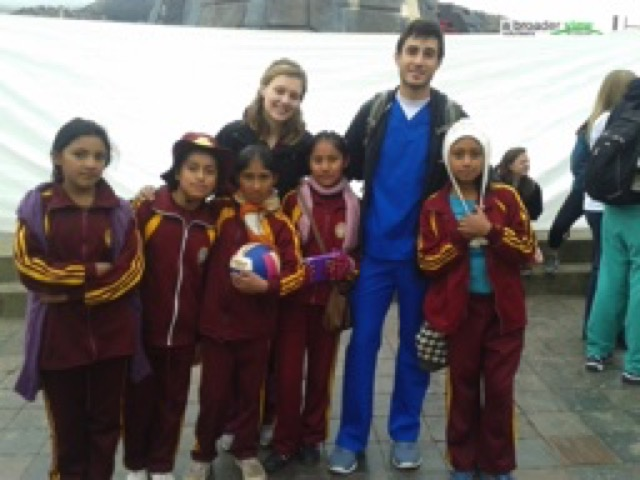Feedback Erik Swanson Volunteer Cusco Peru 01