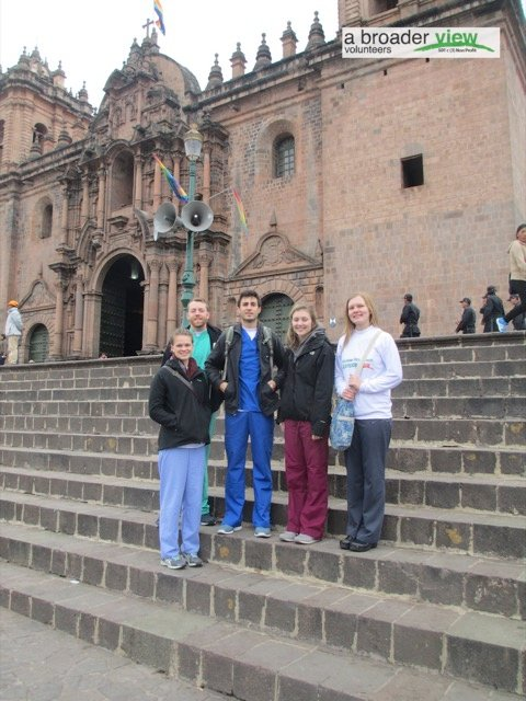 Feedback Erik Swanson Volunteer Cusco Peru 05
