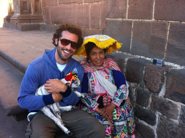 Feedback Greg Epstein Volunteer Cusco Peru 01