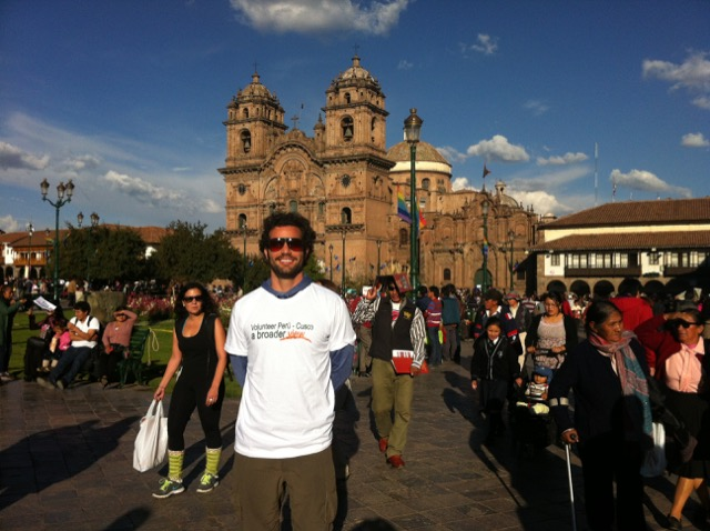 Feedback Greg Epstein Volunteer Cusco Peru 02