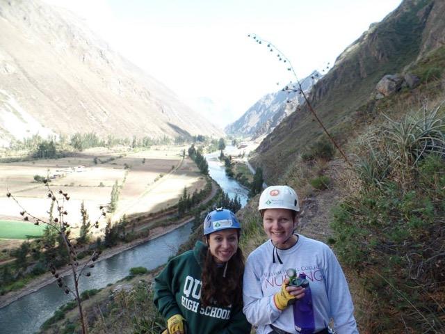 Feedback Micaela Canales Volunteer in Cuzco, Peru