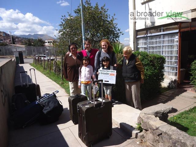 Feedback Shelley Brickson Volunteer Cusco Peru 04