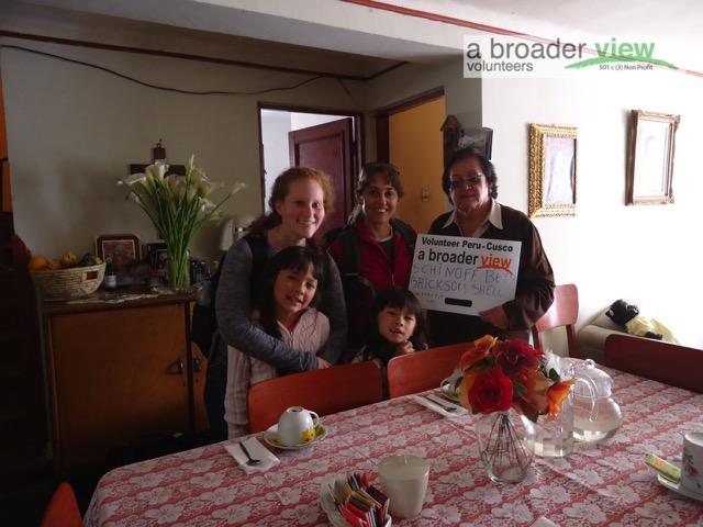 Feedback Shelley Brickson Volunteer Cusco Peru 05