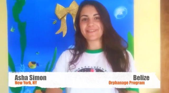 Review Asha Simon Volunteer in Belize