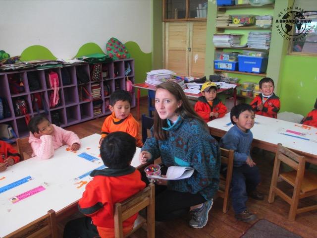 Review Clare McKeown Volunteer in Cusco, Peru