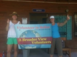 Feedback Lora Gier Volunteer in Belize