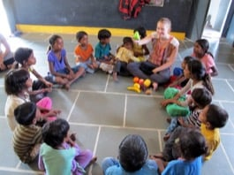 Review Josie Beidleman  Volunteer in Usaipur, India