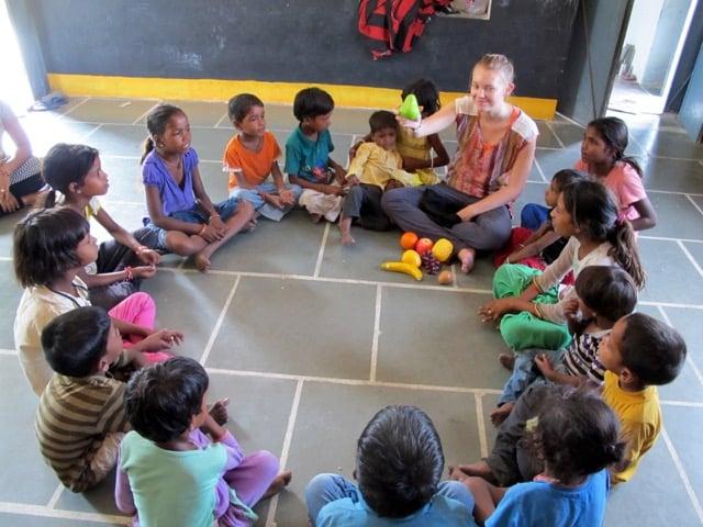 Review Josie Beidleman  Volunteer in Usaipur, India