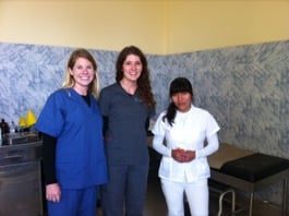 Review Kelsey Ward Volunteer in Cusco, Peru