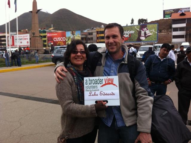 Review Luke Edwards Volunteer Cusco Peru 02