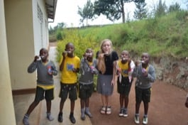 Review Abby C. Volunteer in Rwanda