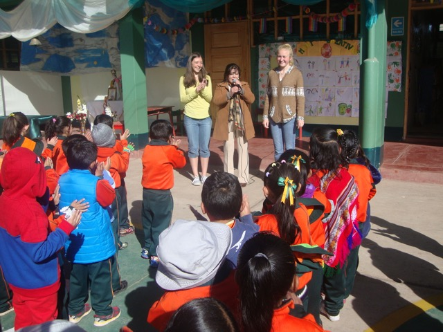 Review Adrianne Volunteer Cusco Peru 01