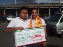 Review Amardeep L. Volunteer in Kathmandu, Nepal