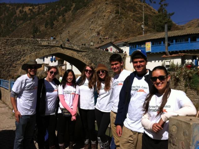 Review Cecilia Volunteer Cusco Peru 03