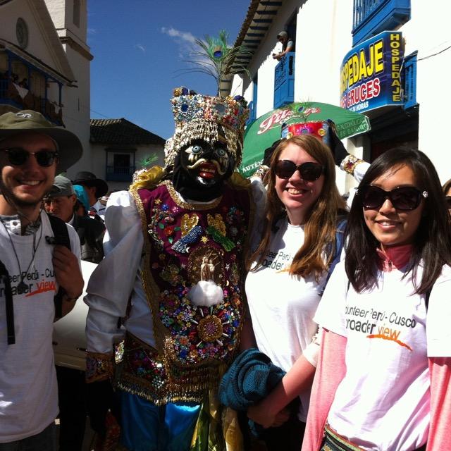 Review Chelse Volunteer Cusco Peru 02