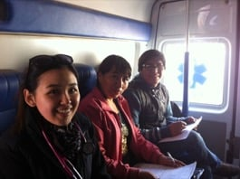Review Christine L. Volunteer in Cusco, Peru