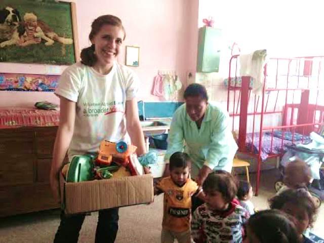 Review Elizabeth Volunteer Quito Ecuador 03