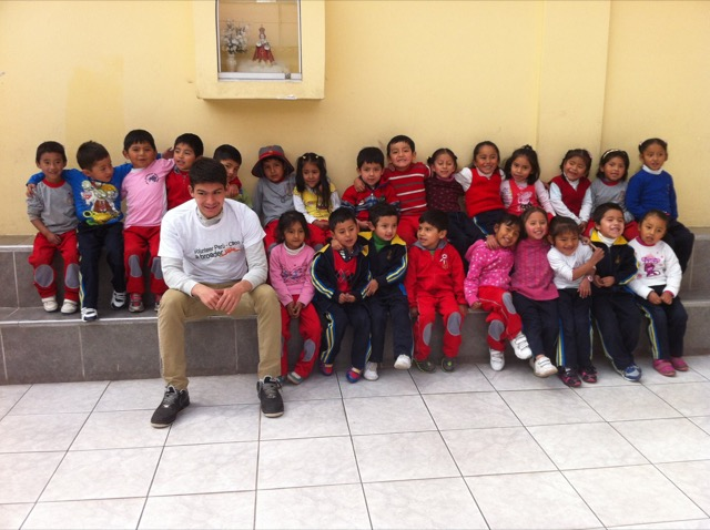 Review Ethan Volunteer Cusco Peru 01