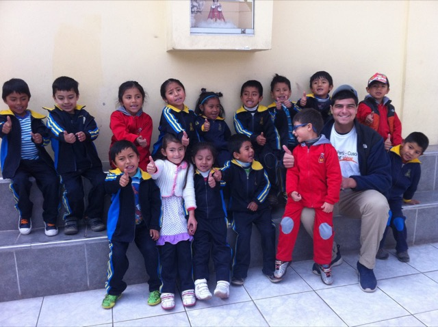 Review Ethan Volunteer Cusco Peru 03