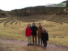 Review Eytan Palte Volunteer in Cusco, Peru