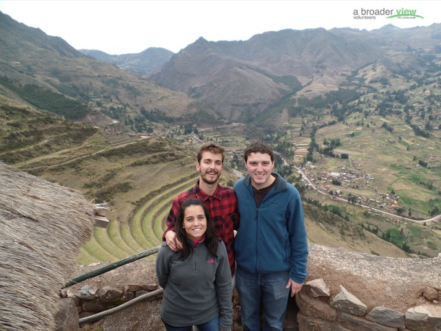 Review Jorge Volunteer Cusco Peru 01