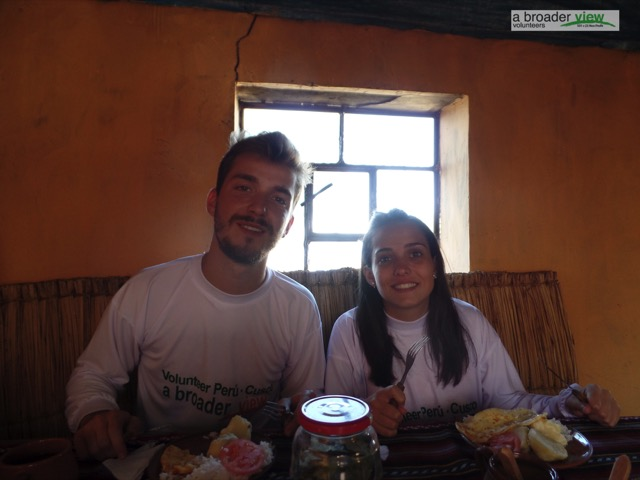 Review Jorge Volunteer Cusco Peru 05