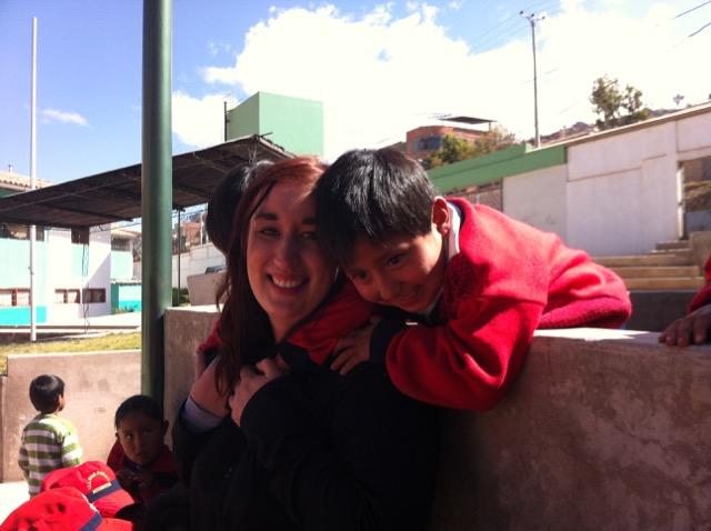 Review Julia Volunteer In Cusco Peru 01