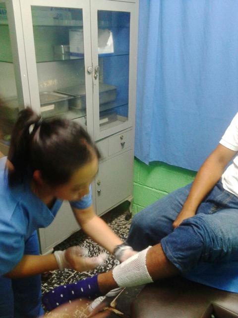 Review Lily Volunteer La Ceiba Honduras 04
