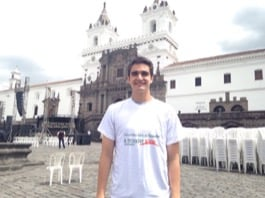 Review Lucas C. Volunteer in Quito, Ecuador