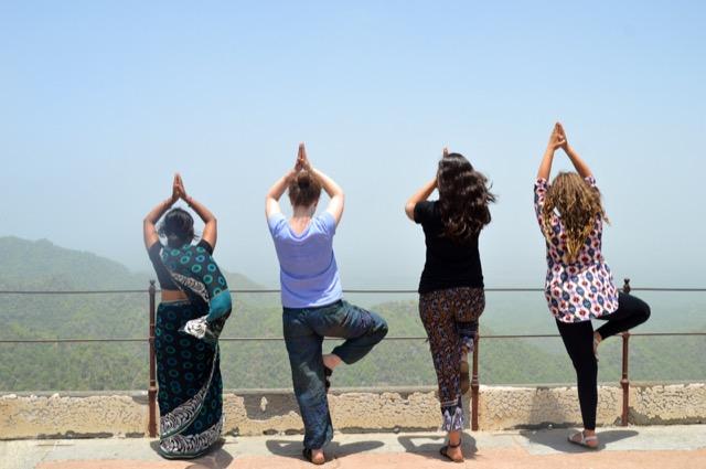 Review Marcela Volunteer Udaipur India 02
