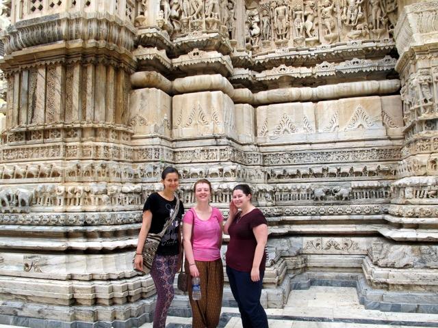 Review Marcela Volunteer Udaipur India 03