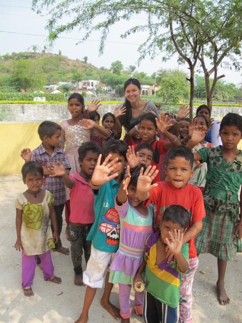 Review Marcela Volunteer Udaipur India 04