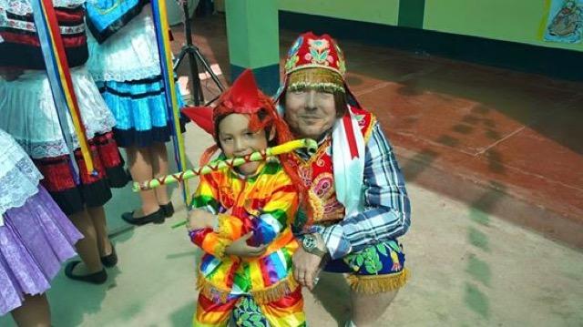 Review Matthew L Volunteer Cusco Peru 01