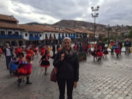 Review Olivia Volunteer in Cusco, Peru