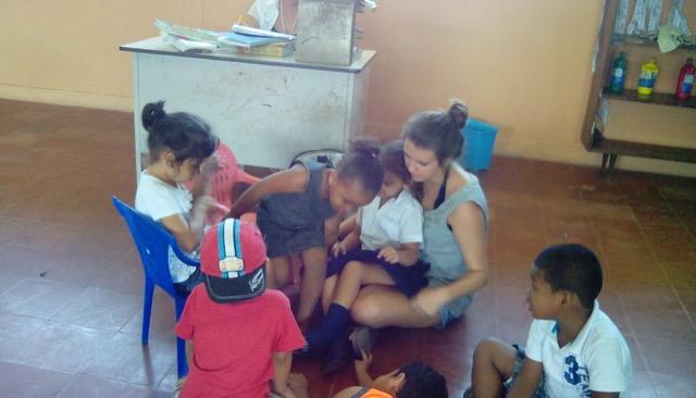 Review Reagan Volunteer La Ceiba Honduras 01