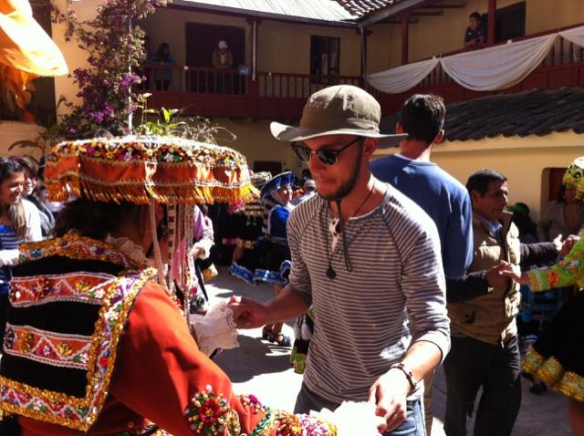 Review Tyler Volunteer Cusco Peru 02