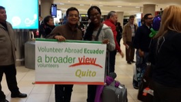 Review Cherise W. Volunteer in Ecuador, Quito