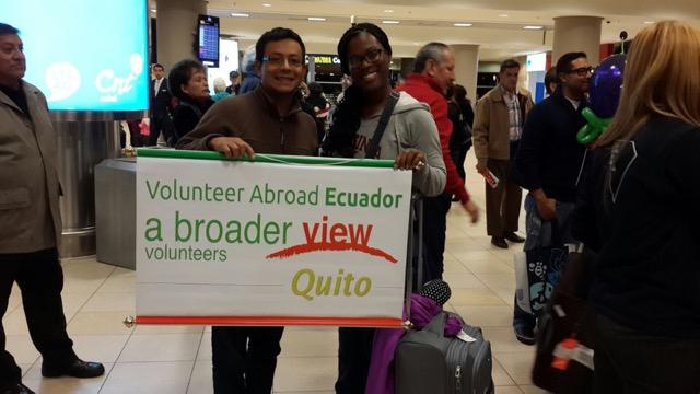 Review Cherise W Volunteer Ecuador Quito 01