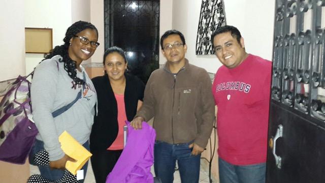 Review Cherise W Volunteer Ecuador Quito 02