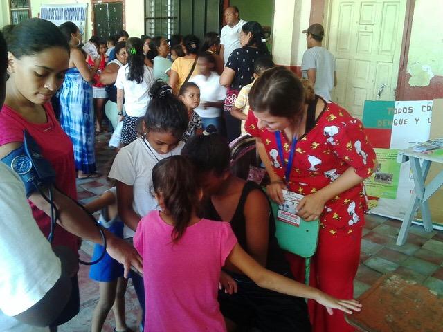 Review Elizabeth Volunteer La Ceiba Honduras 03