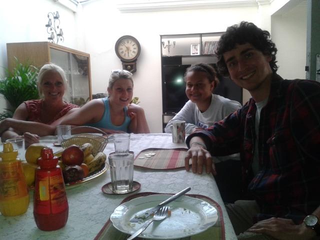 Review Ian G Volunteer Cusco Peru 01