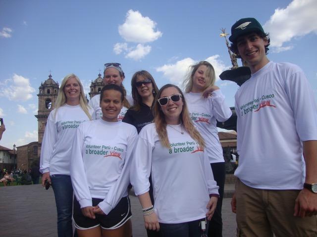 Review Ian G Volunteer Cusco Peru 02