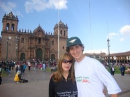 Review Ian G. Volunteer in Cusco, Peru