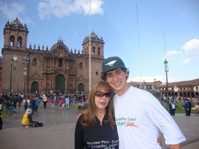 Review Ian G Volunteer Cusco Peru 03