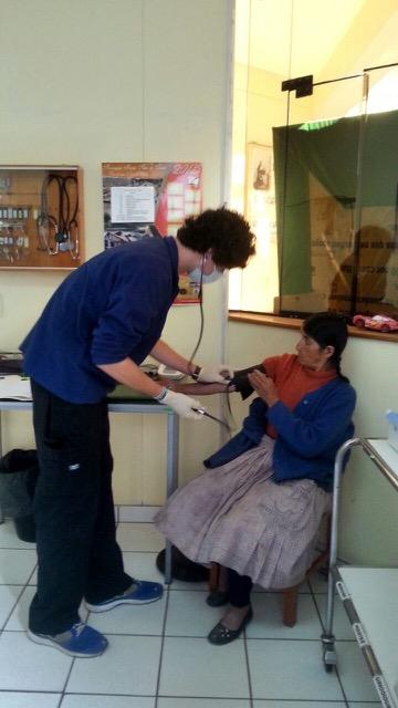 Review Ian G Volunteer Cusco Peru 05